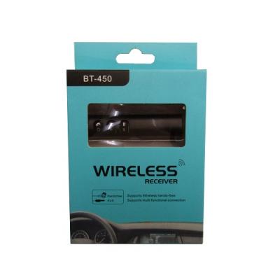 Адаптер Bluetooth AUX BT-450