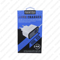 СЗУ SAINYOU 2USB 2.4A