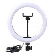 Светодиодная кольцевая лампа 28CM