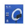 Кольцевая лампа RL-18 [M-45] (с пультом) 45см
