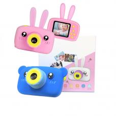 Детский фотоаппарат X9S (Мишки, Зайчики)