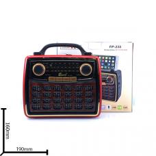 Портативная FM колонка FP-235