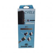 Магнитный кабель 3-в-1 M3