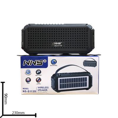 Портативная колонка NS-S113S