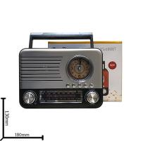 Портативная FM колонка YS-688UBT