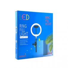 Светодиодная кольцевая лампа 20см