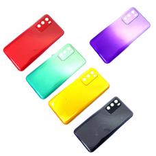 Чехол двухслойный Samsung A31 (Д)