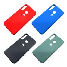 Чехол `Silicone Cover` Samsung S11+ (Д)
