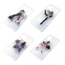 Чехол `Девушки` Redmi Note 9S (A)