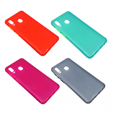 Чехол `Color Case` iPhone 12 (