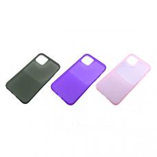 Чехол силиконовый `My Choice` iPhone 12 (