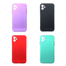 Чехол `Однотонный` Samsung M11 (A)