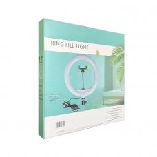 Светодиодная кольцевая лампа QX300
