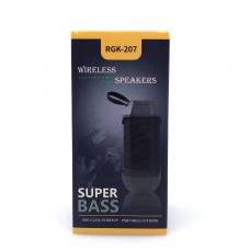 Портативная колонка Super Bass RGK-207