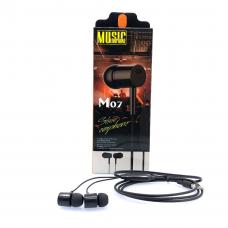 Проводные наушники MUSIC M07